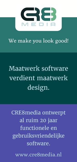 Maatwerk software verdient maatwerk design - CRE8media
