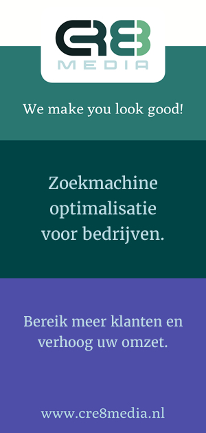 Zoekmachine optimalisatie voor bedrijven - CRE8media