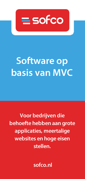 Software op basis van MVC - Sofco