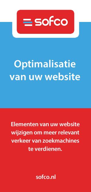 Optimalisatie van uw website - Sofco